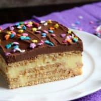 Chocolate Eclair Dessert