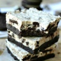 No-Bake Cookies & Cream Meltaways
