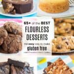 Best Flourless Gluten Free Dessert Recipes