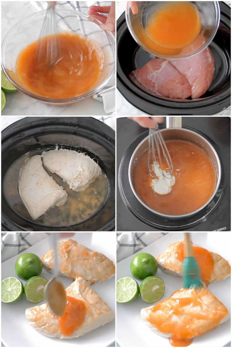 Step By Step Photos of How to Cook Turkey Tenderloin in a Slow Cooker