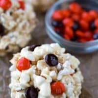 Easy Popcorn Ball Recipe