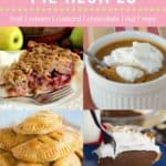 Recipes to Make Pie Pin Template Pink