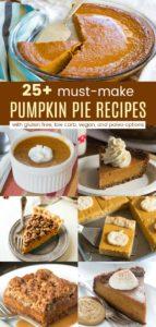 25+ of the Best Pumpkin Pie Recipes