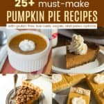 25+ of the Best Pumpkin Pie Recipes