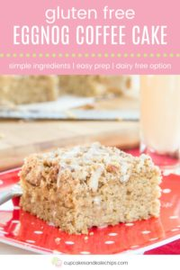 Gluten Free Eggnog Coffee Cake Pin Template Pink