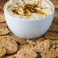 Smoky Chipotle Hummus