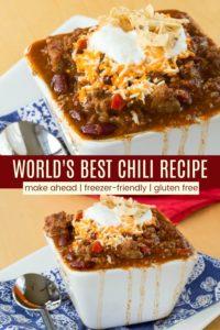 World's Best Chili Pin
