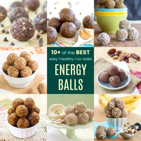 Best Recipes for No-Bake Energy Balls and Bites