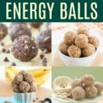 Healthy Energy Balls Snacks Recipes