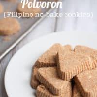 Peanut Almond No-Bake Cookies