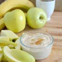 3-Ingredient Healthy Fruit Dip