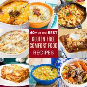 Gluten Free Comfort Food Dinner Recipes