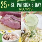 Gluten Free St Paddys Day Recipes Pinterest Collage