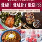 Easy Delicious Heart Healthy Recipes