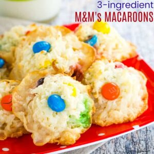 MMs Coconut Macaroons Recipe featured image