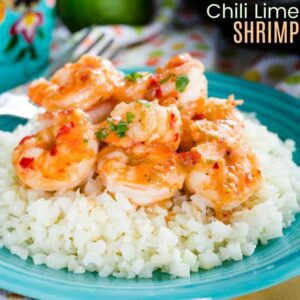 Chili Lime Shrimp Featured Image