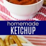 How to Make Ketchup Pinterest Collage