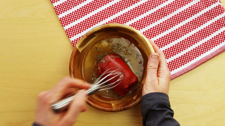 Make your own ketchup by stirring together pantry ingredients