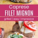 Caprese Filet Mignon Pin Template Long