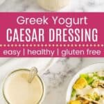 Greek Yogurt Caesar Dressing Pin Template Long