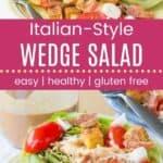 Italian Style Wedge Salad Pin Template Long