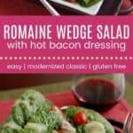 Romaine Wedge Salad Pin Template Long