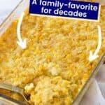 Family Favorite Corn Pudding Pin