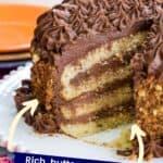 Gluten Free Yellow Cake Pin